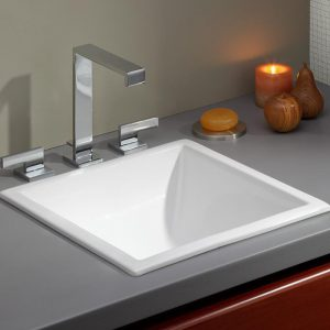 "Cheviot 1179 Dual Mount Sink 16 1/8"" x 16 1/8"""