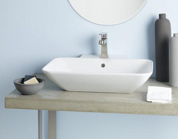 cheviot element overcounter bathroom sink