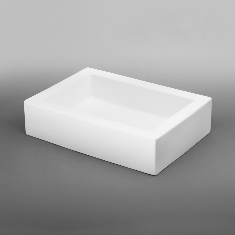 Ronbow Format Rectangular Vessel Sink Dynasty Bathrooms