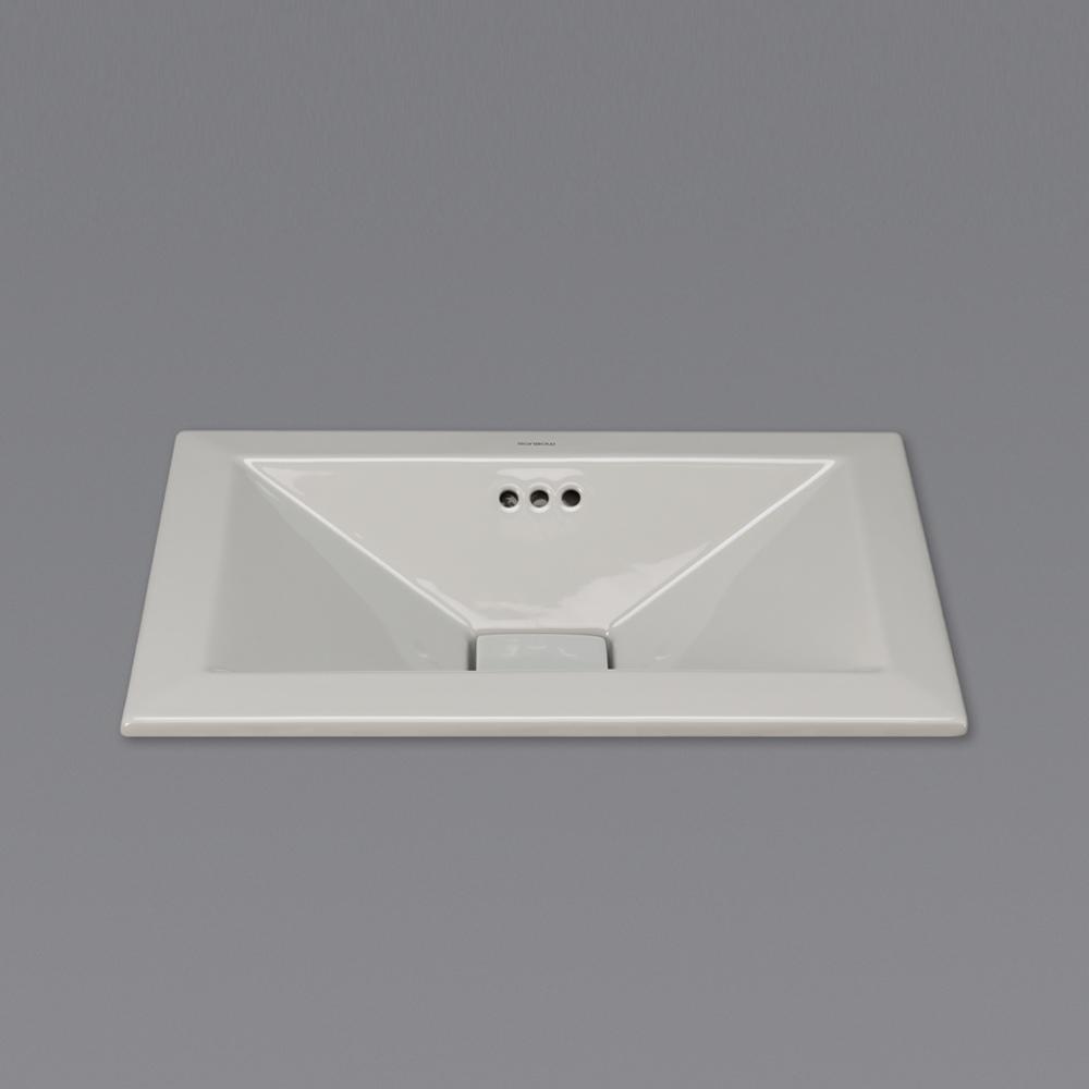 Ronbow Pyramid Drop In Sink Dynasty Bathrooms