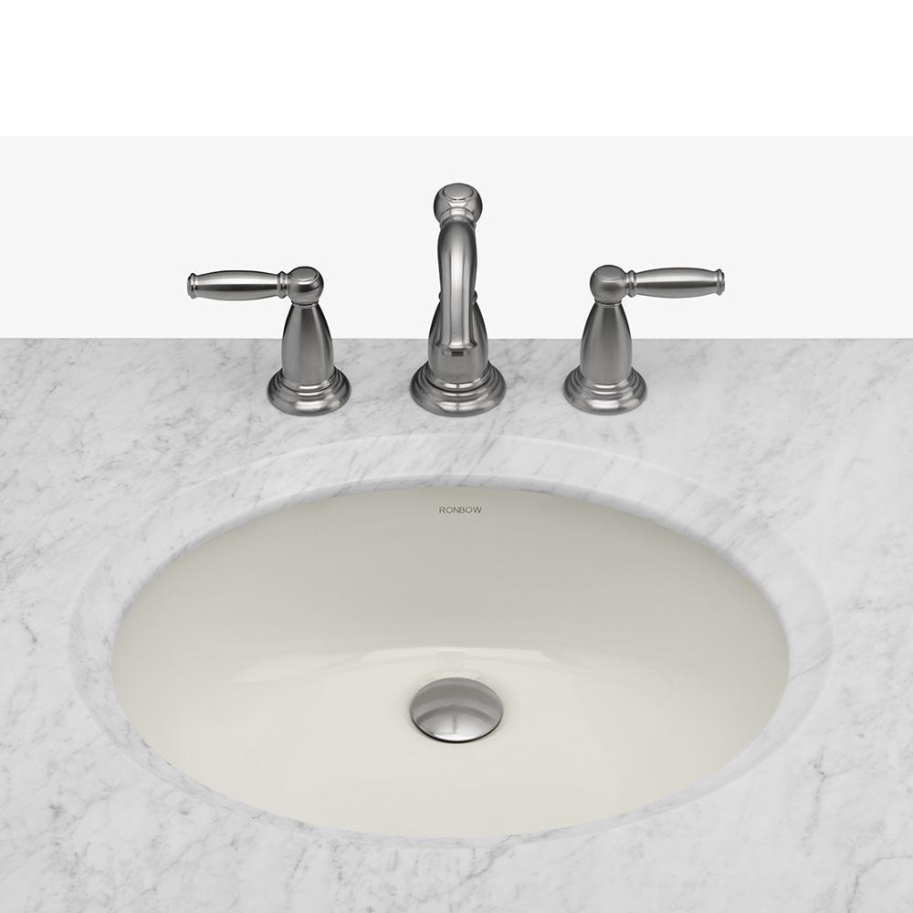 Ronbow Halo Undermount Sink Dynasty Bathrooms