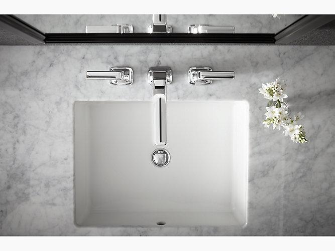 Kohler Verticyl Undermount Sink Dynasty Bathrooms