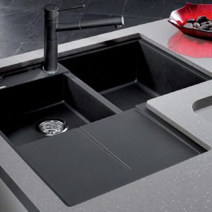 Blanco Metro Corner Kitchen Sink