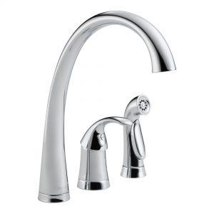 Delta Pilar Kitchen faucet