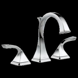 Brizo Virage Widespread Lavatory Faucet 65330LF-PC-B1