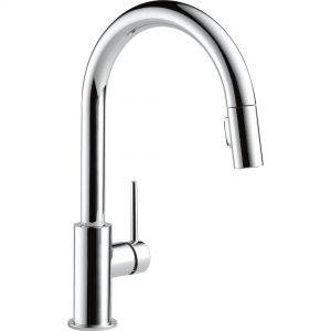 Delta Trinsic Kitchen faucet