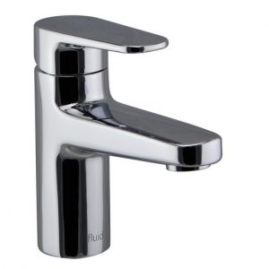 Fluid Utopia Single Lever Bathroom Faucet