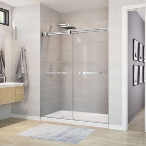 MAAX DUEL SLIDING SHOWER DOOR-MX136272-900-084