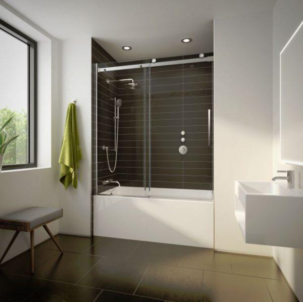 Novara Tub Shower Door