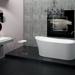 Neptune Paris Freestanding Bathtub 66x32