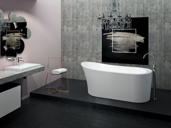 Neptune Paris Freestanding Bathtub 66x32