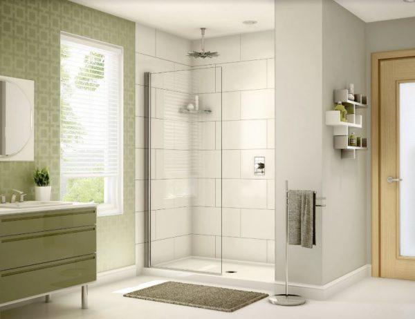 Siena Solo Shower Shield
