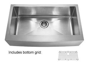 Kindred Apron Front Kitchen Sink