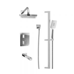 Baril PRO-4311-10-xx shower set bathroom
