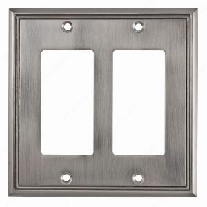 Richelieu Decora switch plate