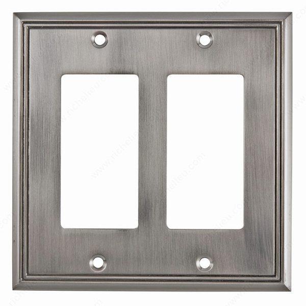 Richelieu Decora switch plate