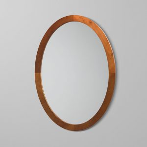 Ronbow silhouette oval mirror