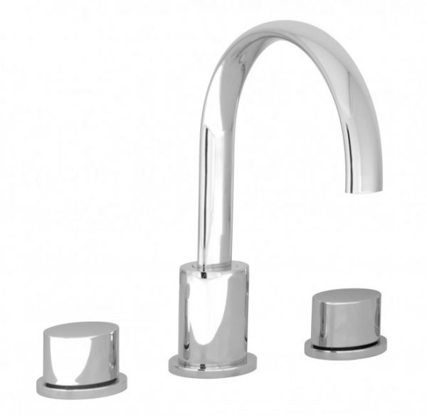 BARIL OVAL B14 WIDESPREAD FAUCET