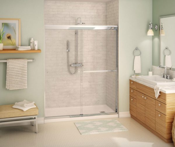 MAAX AURA SHOWER DOOR