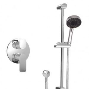 Baril Complete pressure balanced shower kit