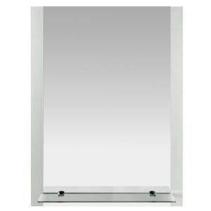 Laloo Parallel Frosted Mirror