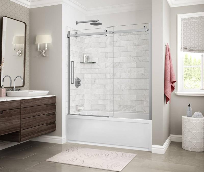 Maax Utile Tub Amp Shower Walls Dynasty Bathrooms