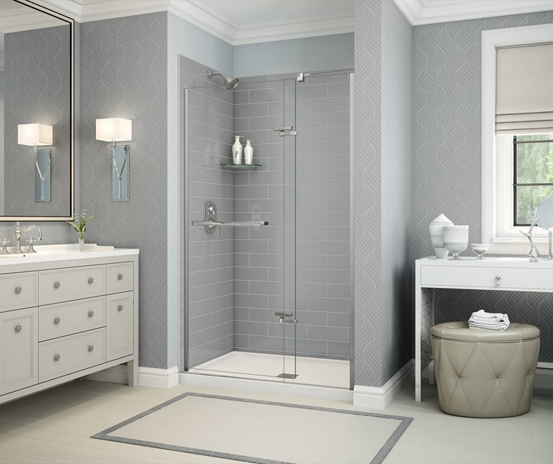 Maax Utile Tub Amp Shower Walls Dynasty Bathrooms