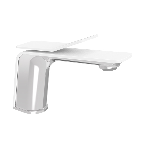 Baril Accent Faucet White