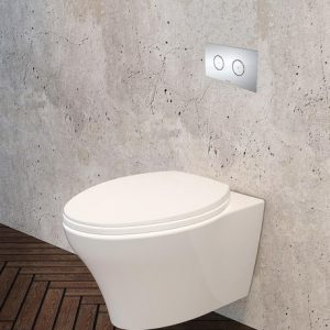 CAROMA SOMERTON WALL HUNG TOILET