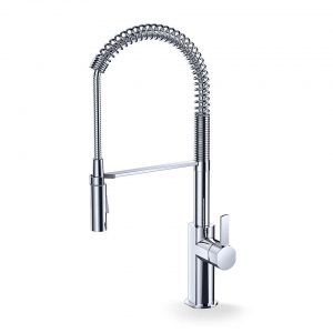 KITCHEN FAUCET FLUID PRE RINSE PULL DOWN