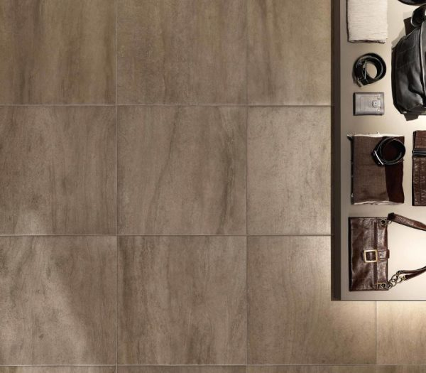 Crossover Brown Ceratec Tiles