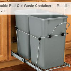 Pull out waste