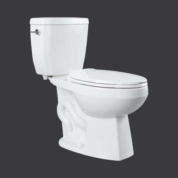 Contrac Suto Compact Elongated Toilet Dynasty Bathrooms