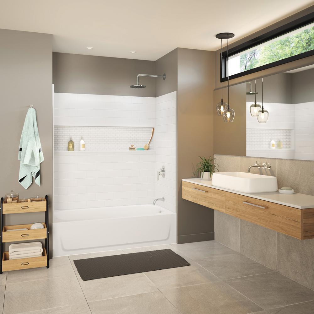maax nextile wall kit  dynasty bathrooms