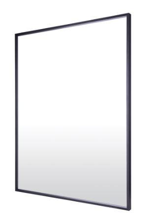 canarm mirror black 24x32