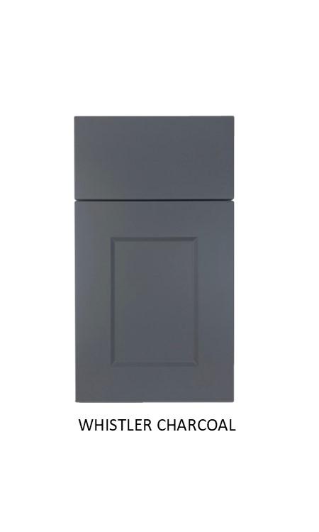 EURO-RITE DOOR WHISTLER CHARCOAL
