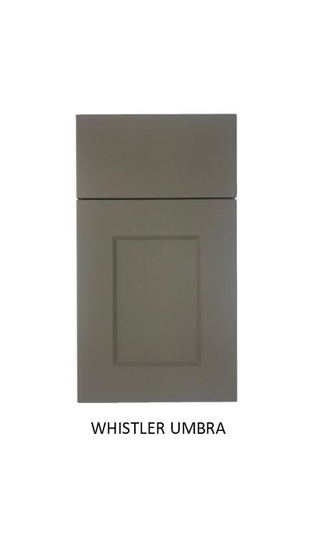 EURO-RITE DOOR WHISTLER UMBRA