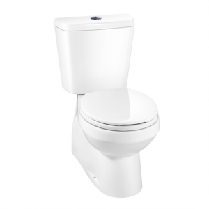 Alanno dual flush toilet