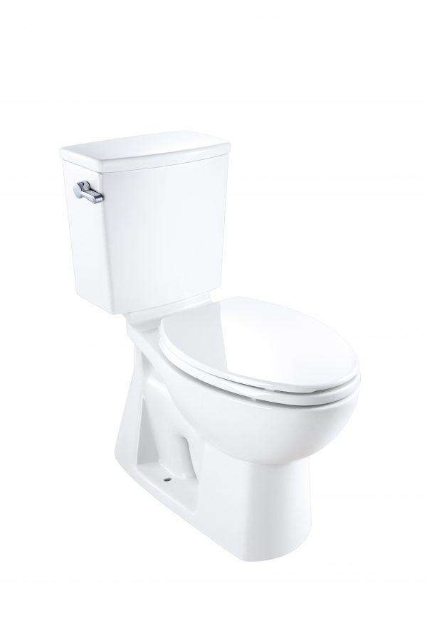 SSI no clog II toilet