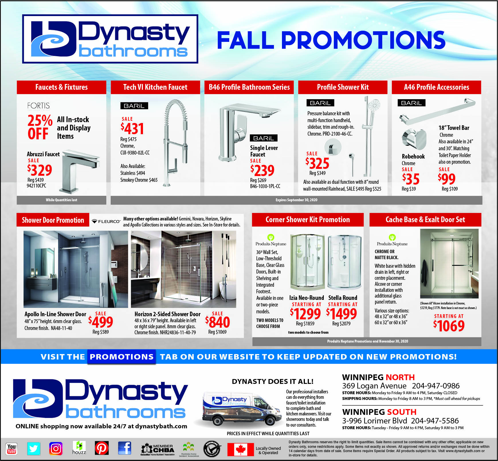 WEEKLY AD FLYER