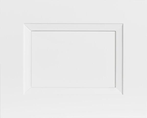 Stonewood White Bellrose Door Front