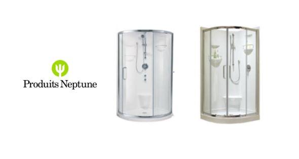 neptune corner shower promo